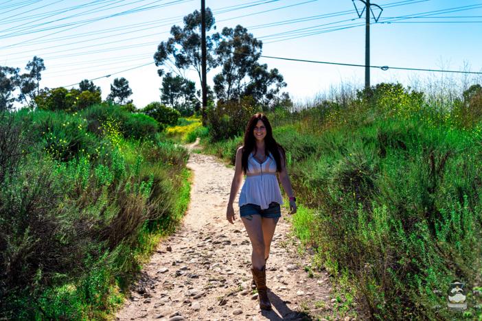 Portrait Photography Mission Trails, San Diego