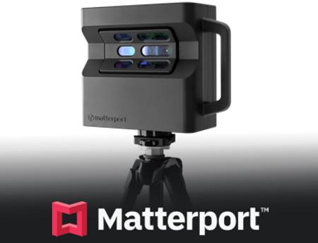 Matterport Pro 2 3D Camera